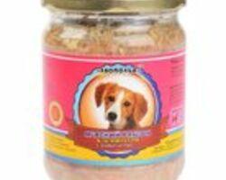 Влажный корм для собак Леопольд Мясные деликатесы с мясом индейки 500 г