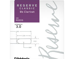 D'ADDARIO Reserve Classic Bb Clarinet <3> тростина для кларнета