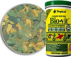 Корм Tropical Bio-vit хлопья 21 л