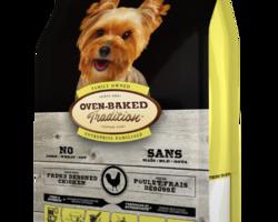 Корм Oven-Baked Tradition сухий корм для собак малих порід 5,67 кг