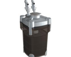 RESUN Наруж. Фильтр EF-1200 (1200 л/ч, 30W) с фильтр. материалами