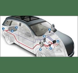 Ремонт електронних блоків авто