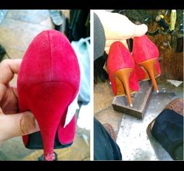 Заміна каблуків