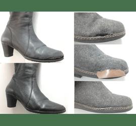 Ремонт взуття вставити латку
