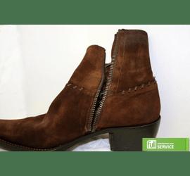 Замінити блискавку у взутті
