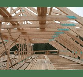 Виготовлення робочих кресленнь кроквяних схем