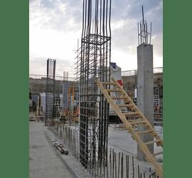 Розрахунок та конструювання колон