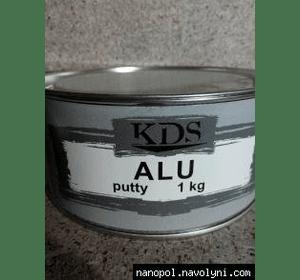 Шпатлёвка автомобильная KDS Alu, 0,5 кг