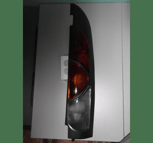 Фанарь задній Renault Kangoo/Nissan Kubistar 97-03