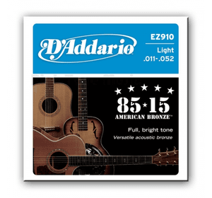 D`ADDARIO EZ910 BRONZE LIGHT 11-52