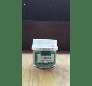 Шпатлівка KDS FINISH putty білий 0,2 кг