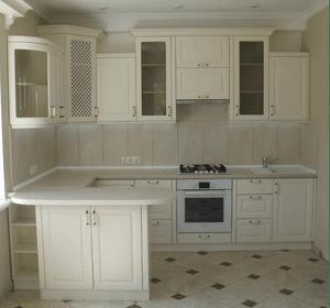 Кухня в неокласичному стилі
