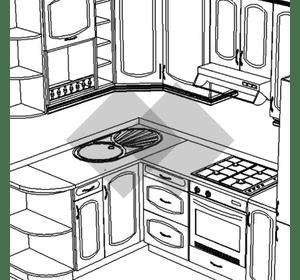 Розробка проекту Кухні