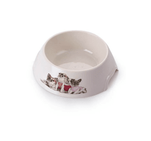 Пластиковая миска AnimAll для собак, 300 мл