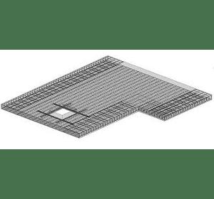 Розрахунок та конструювання плит перекриття