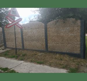Залізобетонні єврозабори ціна в Луцьку