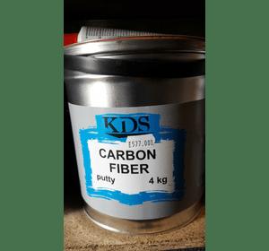 Шпатлёвка автомобильная KDS Carbon fiber, 4.0 кг, мелкий опт