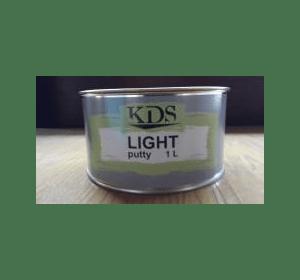 Шпатлівка KDS LIGHT putty блакитний 1 л