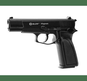 Стартовый пистолет Blow Magnum (Black) + ДОДАТКОВИЙ МАГАЗИН