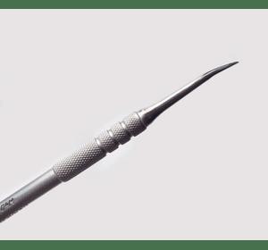 Кюретка двусторонняя «полусфера»арт. ЛВ - 04м
