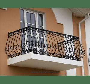 Розрахунок та конструювання балкону