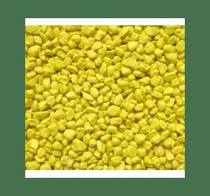 Грунт для аквариума lemon yellow 2-3