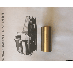 Втулка рессоры задняя на ТАТА 1116