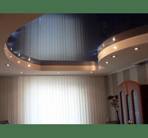 Натяжні стелі в залах