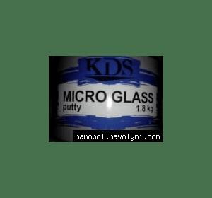 Шпатлёвка KDS MICRO GLASS 1,8 кг