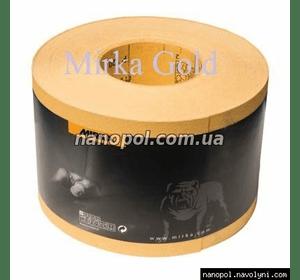Mirka Gold абразив в рулоне P80, 115 мм*50 м