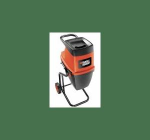 Измельчитель садовый электрический Black&Decker GS 2400