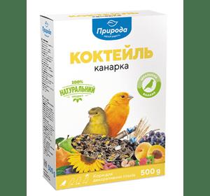 Корм Коктейль «Канарейка»