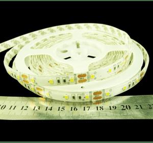 Cтрічка світлодіодна smd 2835, IP65, 60 LED/метр (Упаковка 5м)  Біле Холодне