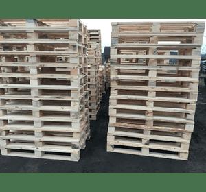 Піддон дерев'яний з фітоштампом для експорту 1200*800*144