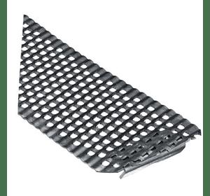 """5-21-398 Лезвие для рашпиля STANLEY """"Surform Flat File 21-102"""" прямое с мелкой насечкой, L=140 мм"""