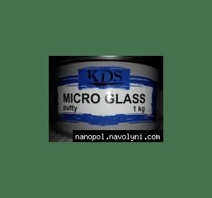 Шпатлёвка KDS MICRO GLASS 1,0 кг
