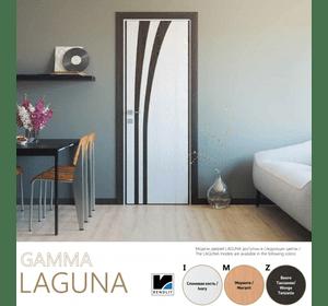 Міжкімнатні двері RODOS Gamma Laguna