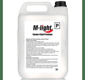 Жидкость для дым машини M-Light Smoke-Fluid P (5л)