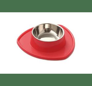 Миска AnimAll для кошек и собак, с подставкой, 150 мл