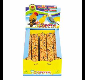 """ФІЄСТА"""" СХ1 - крекери з медом для хвилястих папуг, (10 шт.)"""
