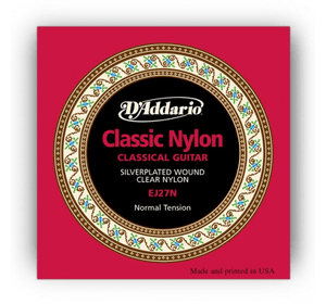 D`ADDARIO EJ27N STUDENT CLASSICS NORMAL TENSION