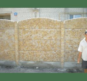 Єврозабор Стара цегла Луцьк Ковель