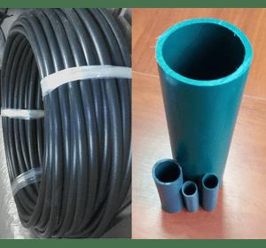 Труби поліетиленові діаметром 25, 32, 40, 50, 88, 110 мм