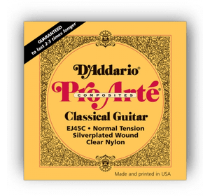 D`ADDARIO EJ45C PRO-ARTE COMPOSITES NORMAL TENSION