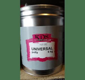 Шпатлёвка автомобильная KDS Universal, 6 кг