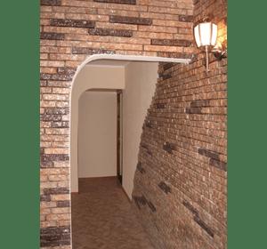 Облицювально-фасадна плитка Грузинська цегла Луцьк Ковель