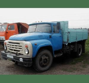 Категорія C - Вантажний автомобіль маса більше 7,5 т