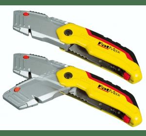 """Нож Stanley 0-10-825 складной """"FatMax®"""" с выдвижным лезвием, 140 мм"""