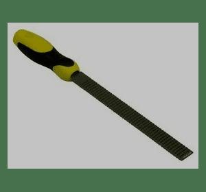 0-22-468 Рашпиль плоский Stanley, 250 мм, личная насечка