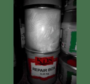 Ремкомплект KDS REPAIR BOX прозорий, 0,25 кг